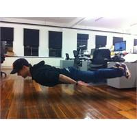 Planking Çılgınlığı Çığ Gibi Büyüyor