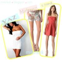 Yaz Modasının En İyi 5 Trendi Nedir ?