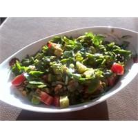 Semizotu Bahçe Salatası