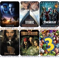 En Yüksek Hasılatı Yapan İlk 50 Film (Konularıyla)