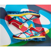 Color Blocking Modası Ayakkabılarda
