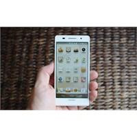 Huawei Ascend P6s Modeli Resmi Olarak Satışta!