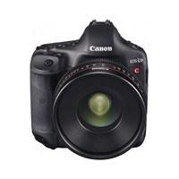 Geleceğin D S L R'si Canon E O S-1 D C