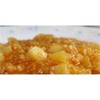 Pirinçli Patates Yemeği