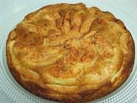 Elmalı Cevizli Kek