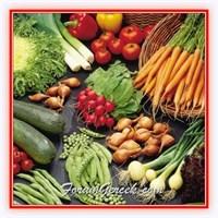 Sebzeler Nasıl Dondurulur Ve Saklama Süreleri