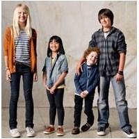 Kız Çocukları İçin Levi's Kot Pantolon Modelleri
