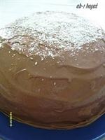 Dolgu Kek (kümbet Pasta)