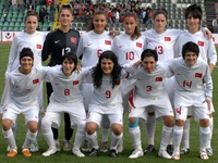 Kızlarla Futbol