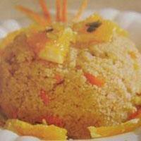Portakallı İrmik Helvası Tarifi...