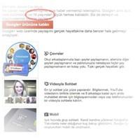 Google+ Sadece Yetişkinler İçin Mi?