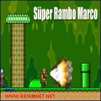 Süper Marco Oyunu