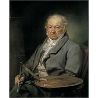 Çöp Arabaları, Yaşatan Hayaller, Francis Goya