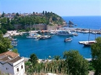 Tatil Yerleri: Antalya Tatil Yerleri, Kale İci