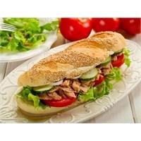 Ton Balıklı Diyet Sandviç