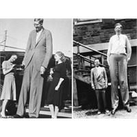 Dünya'nın En Uzun İnsanı Robert Wadlow