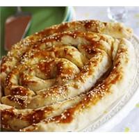 Sosisli Mantarlı Börek