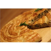 Ispanaklı Milföy Börek