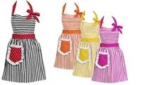 Elbise Değil Mutfak Önlüğü :)