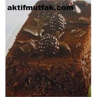 Böğürtlenli Kek Nasıl Yapılır?