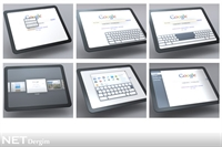 Ipad E Rakip Google Gpad