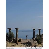 Günübirlik Assos Gezisi | Assos'da Gün Batımı