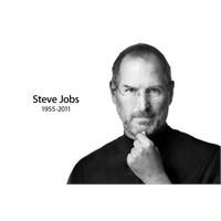 Steve Jobs'a Veda Ederken