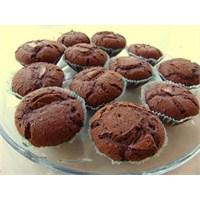 Lezzetlerden Çikolatalı Muffin