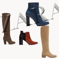 2014 Zara Bot Ve Çizmeleri