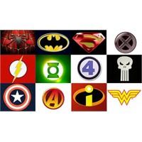 Süper Kahraman Bayrakları