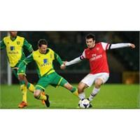 Yeni Kupa Yeni Heyecan: Norwich City 0-1 Arsenal