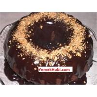 Bademli Kakaolu Kek