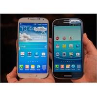 Samsung Galaxy S4 Firmware Güncellemesi Çıktı!