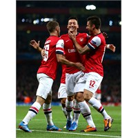 Yıldızlar Gece Görünür: Arsenal 2-0 Napoli