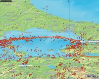 Deprem İstanbul un Kapısına Dayandı