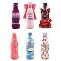 Coca Cola Özel Tasarım Limitli Üretim Şişeleri