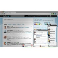 Twitter'a Chat - Sohbet- Geliyor