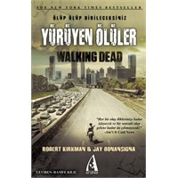 The Walking Dead (Yürüyen Ölüler) Romanı Çıktı