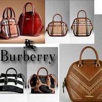 Kış Modelleriyle Burberry Çantaları