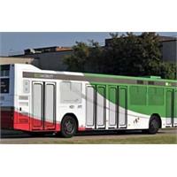 Pininfarina Tasarımı Hibrit Otobüs