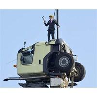 Dublör Yok, Volvo Trucks Başkanı Başrolde