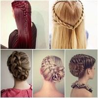 Farklı Saç Örgü Modelleri
