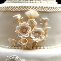 Kate Middleton & Prens William'ın Düğün Pastası