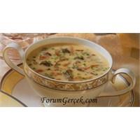 Lezzetli Bir Çorba | Kestaneli Sebze Çorbası