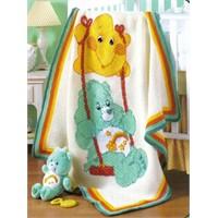 örgü bebek battaniyesi,battaniye modeli