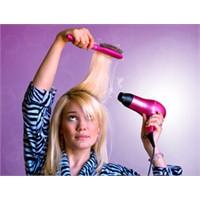 Başdöndüren Saçlar İçin 8 Adım