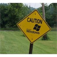 Bütün Windows'ları Etkileyen Açık!
