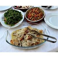 Fırın Poşetinde Tarhunlu, Kremalı Tavuk Pirzola