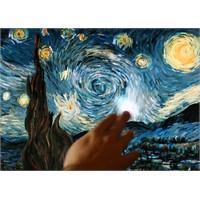 İnteraktif Van Gogh Tablosu