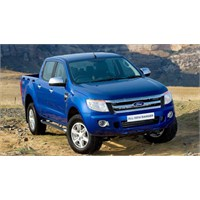 "Yeni Ford Ranger'a ""Uluslararası Pick-up 2013""...."